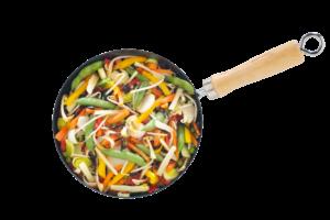Mezcla China Gemüse