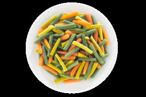 Mezcla Judia Verde / Amarilla y Zanahoria