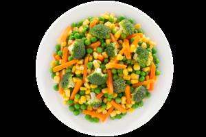 Mezcla 4 Vegetales